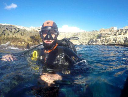 Cursos con Buceo-Malta
