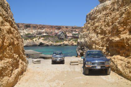 INMERSIÓN EN MALTA : Anchor Bay con Buceo-Malta