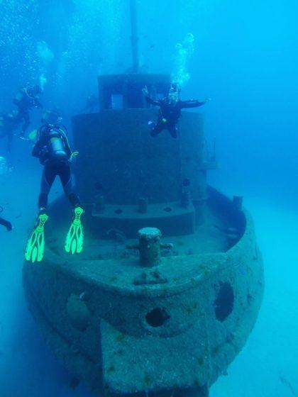 inmersiones con Buceo-Malta