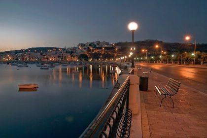 Bucear por la noche con Buceo-Malta