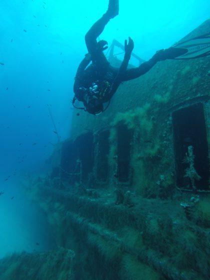 Formación de Dive Master en Buceo-Malta.