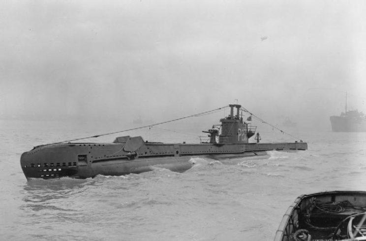 Documento HMS Stuborn Tiempo