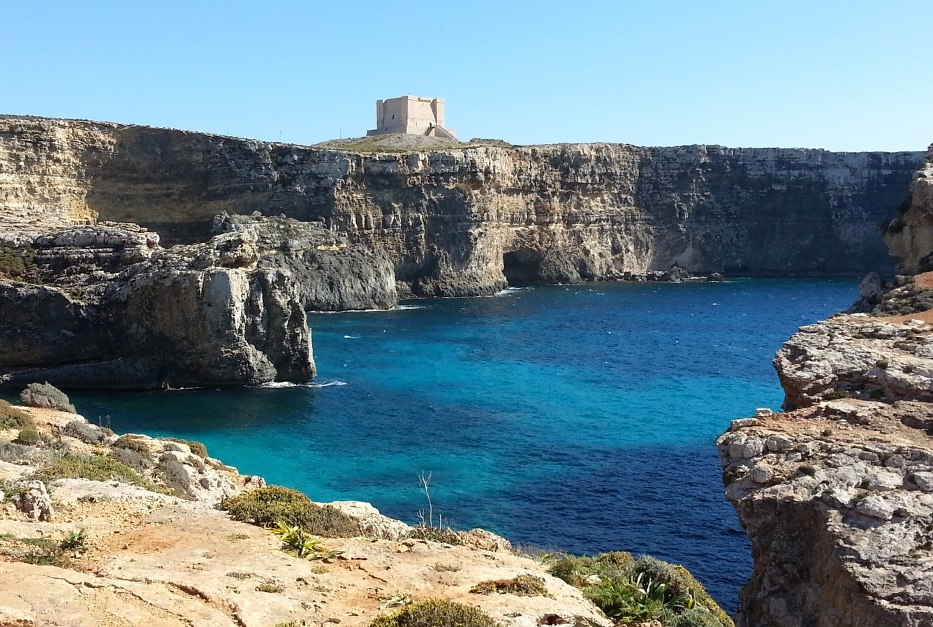 comino con Buceo-Malta