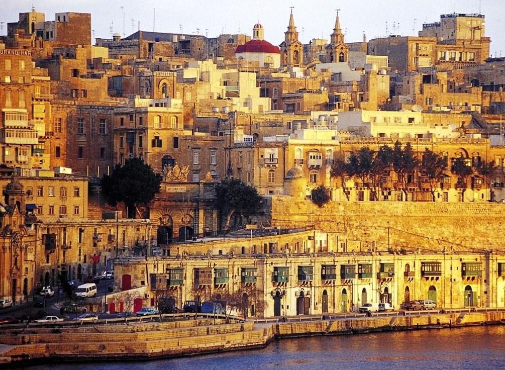 malta-city  con Buceo-Malta