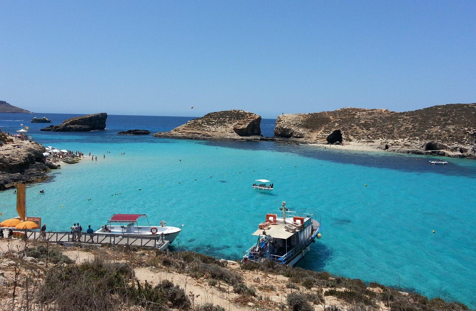 Bluelagoon con Buceo-Malta