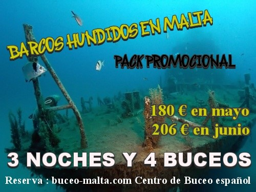 pack promotional buceo-malta.com
